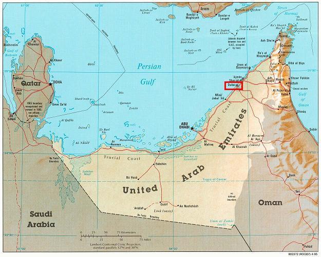 Emiraterne